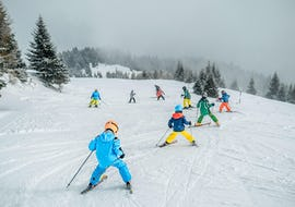 Ski Lessons for Kids - Half Day