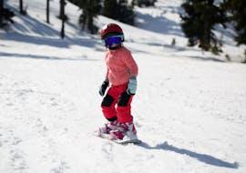Privé snowboardlessen voor alle niveaus met Skischool Dobbiaco-Toblach