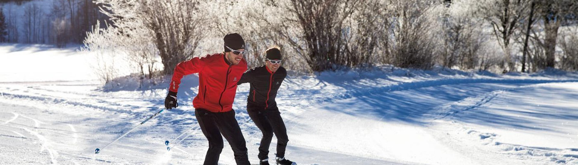 Cross Country Skiing Group - All Levels