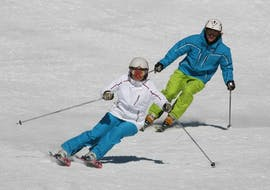 Skilessen voor volwassenen voor alle niveaus met Ski & Bike Špičák
