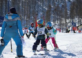Kids Ski Lessons (5-10 y.) for Beginners