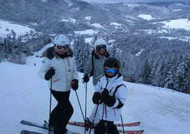 Ski Lessons for Families - All Levels