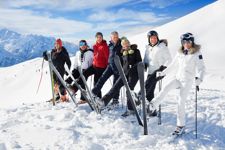 Cours de Ski Ados & Adultes - Équipement incl. - Débutant