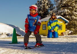 Kids Ski Lessons (from 3 y.) for All Levels