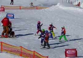 "Ski Lessons ""Half Day"" Kids (from 4 years) - All Levels"