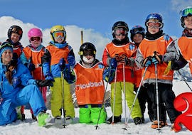 Kids Ski Lessons (6-12 years) - Morning - 1st Timer