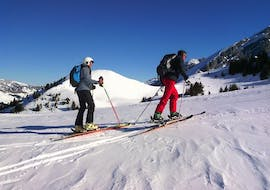 Private Ski Touring Guide for Advanced Skiers