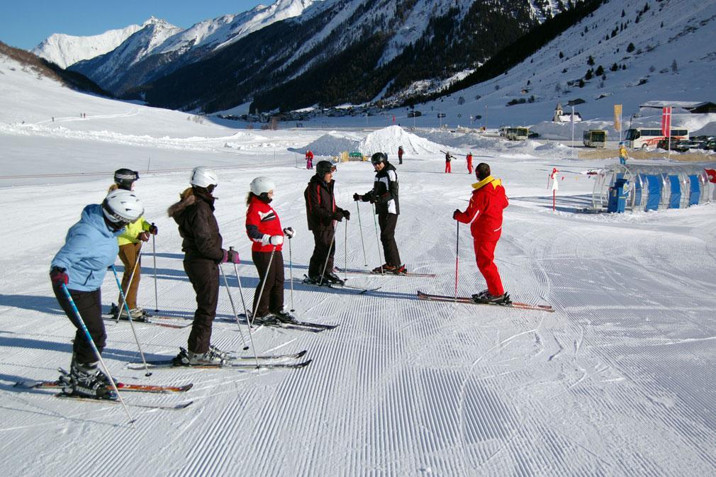 Cours de ski Enfants dès 14 ans pour Débutants