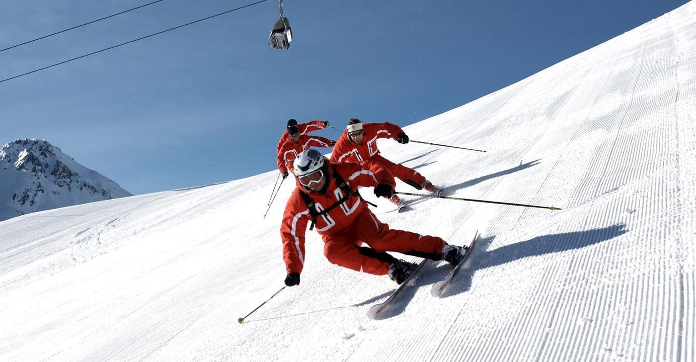 Cours de ski Enfants dès 14 ans - Avancé