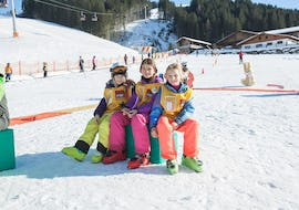 "Kids Ski Lessons ""Krokos Mini Ski Club"" (4-6 years)"