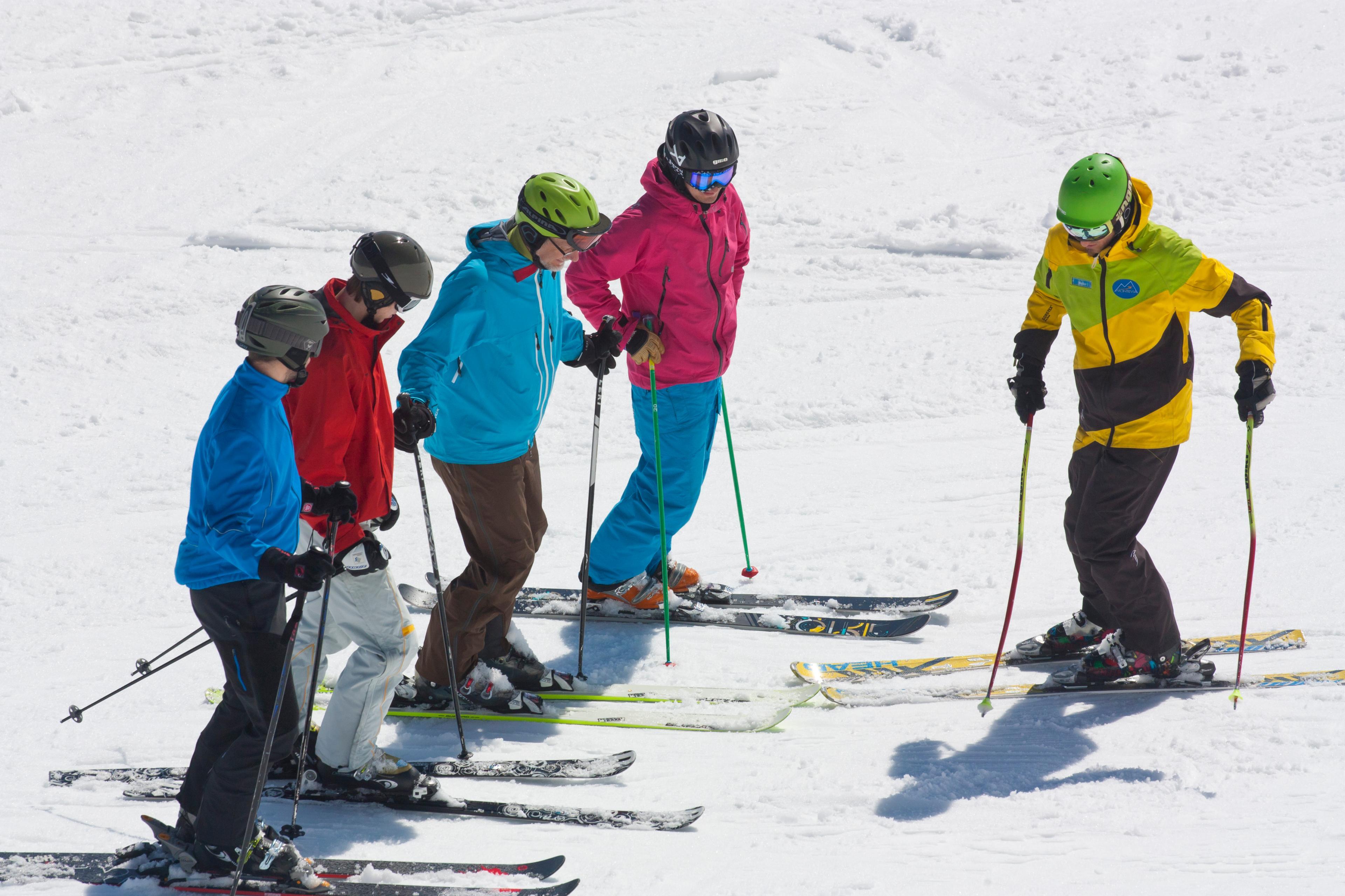 Skilessen voor volwassenen vanaf 16 jaar - beginners