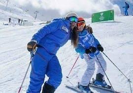 Privé skilessen voor kinderen voor alle niveaus met Ski Connections Serre Chevalier