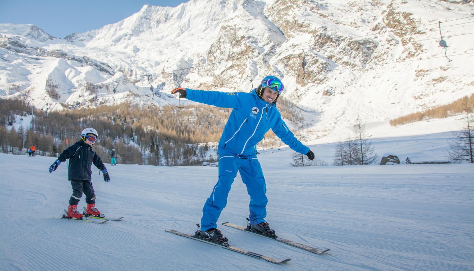 Ski Privatlehrer für Kinder - Alle Levels | ESKIMOS ...