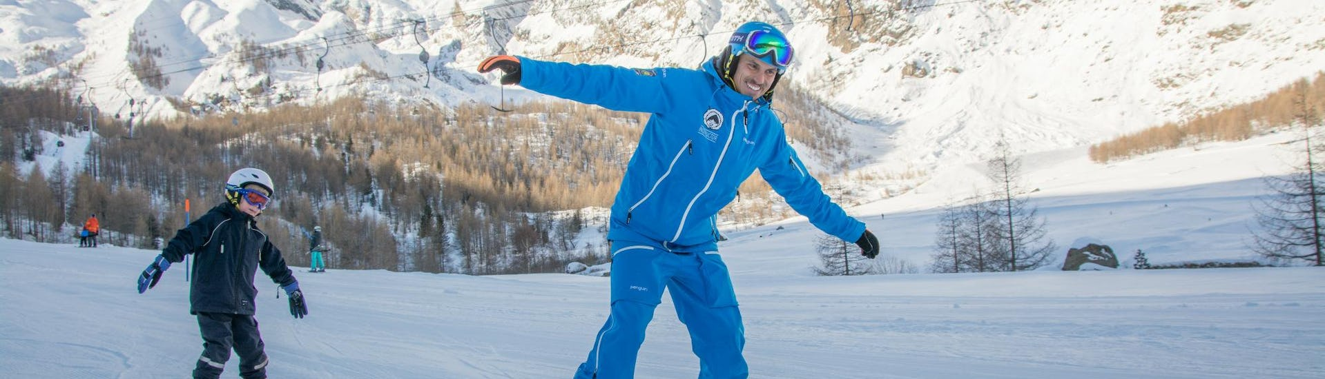 Ski Instructor Private for Kids – All Levels