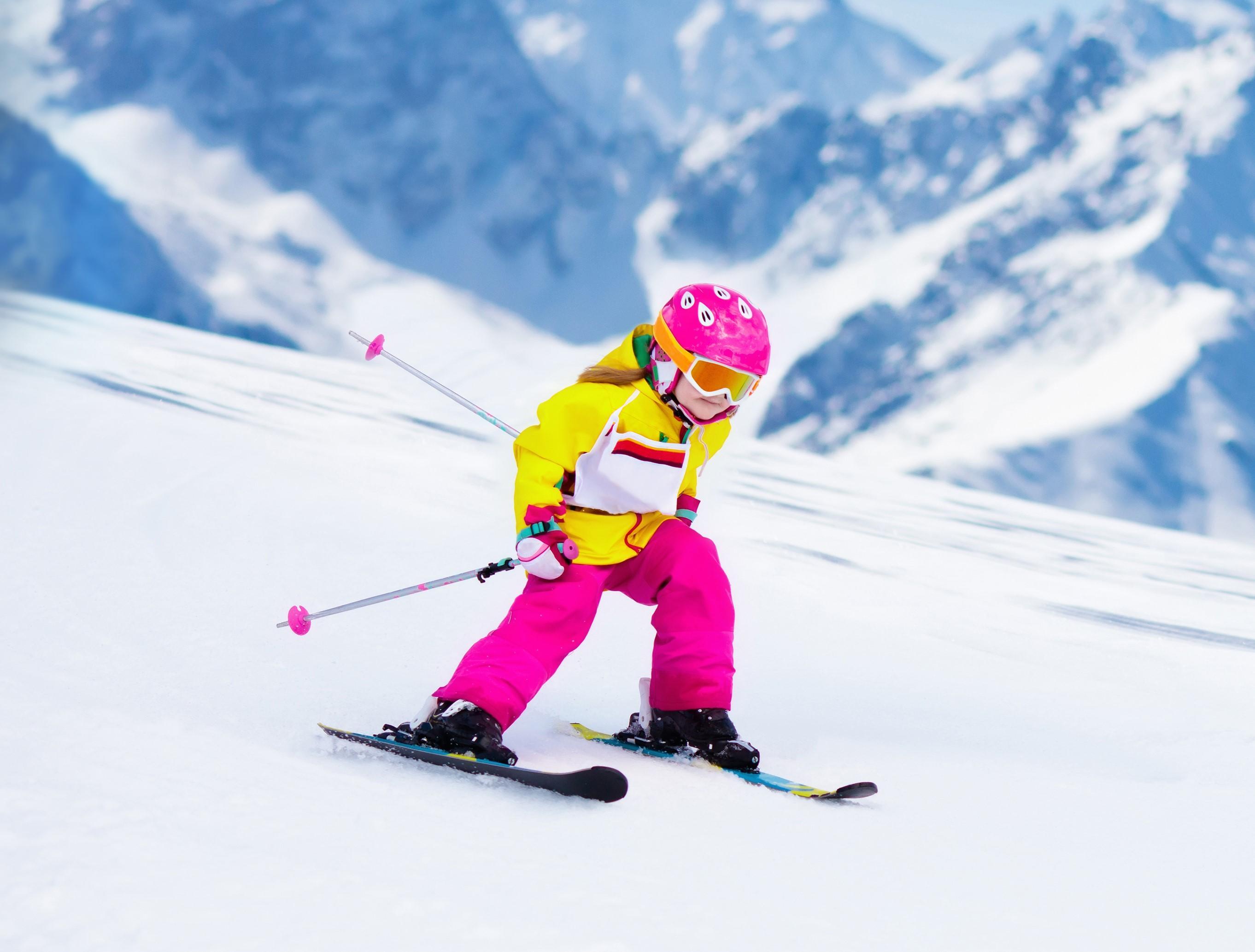 Privé skilessen voor kinderen - ervaren