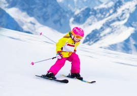 Private Ski Lessons for Kids with Experience