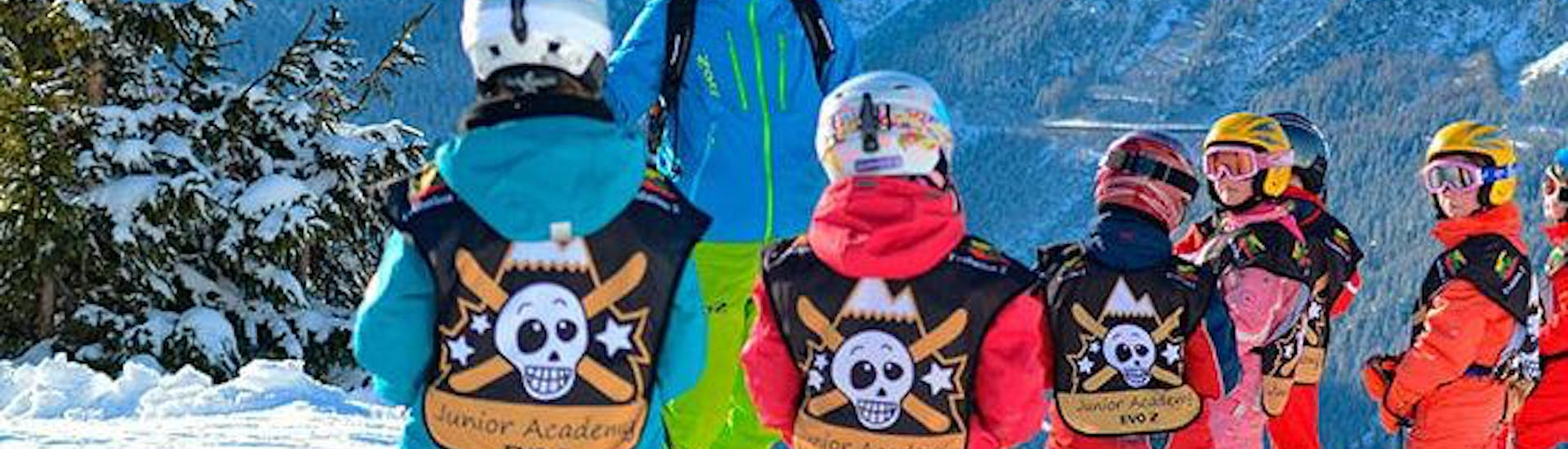 Ski Lessons for Kids (5-14 years) Junior Academy - Advanced
