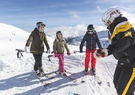 Kinderskilessen (3-14 j.) voor gevorderde skiërs met Skischule Christian Kreidl - Neukirchen