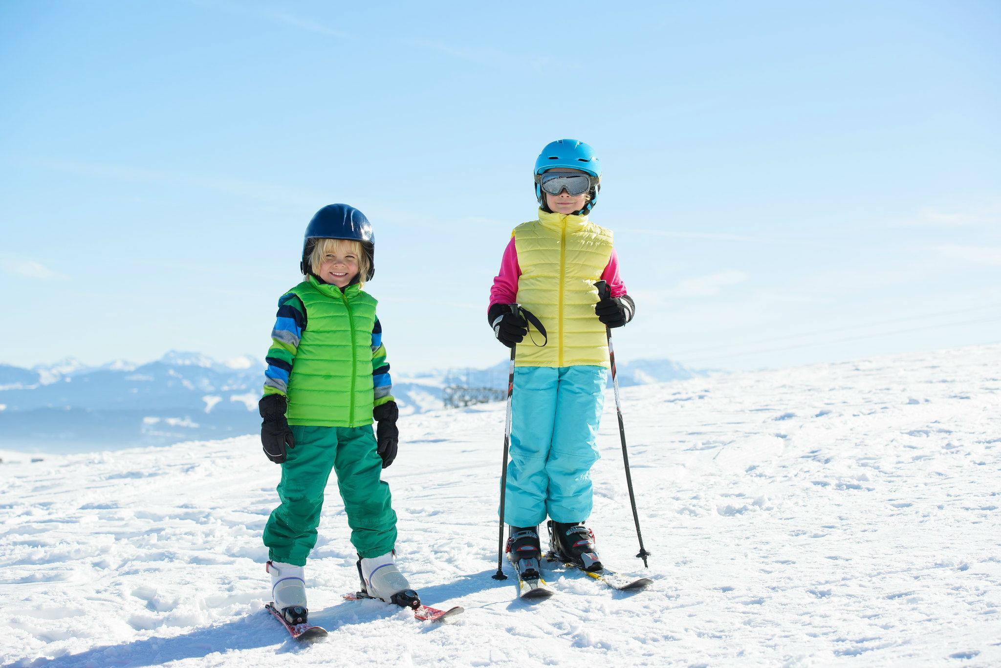 Privélessen skiën voor kinderen in Kaltenbach