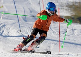 Ski Lessons for Kids (5-17 years) - Halfday - All Levels