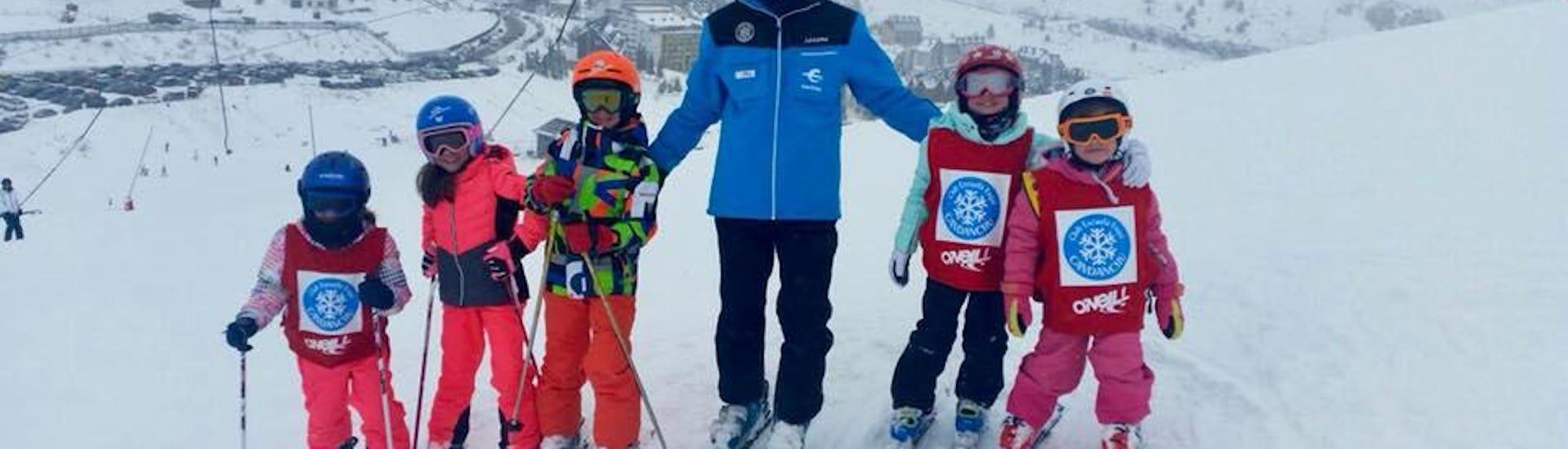 Skikurs für Kinder (5-12 Jahre) - Anfänger