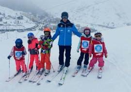 Cours de Ski pour Enfants (5-12 ans) - Débutant