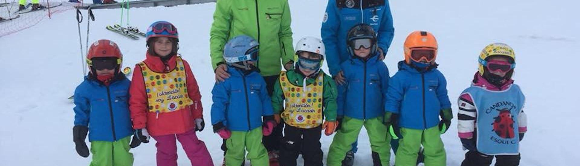 Skikurs für Kinder (5-12 Jahre) - Fortgeschritten