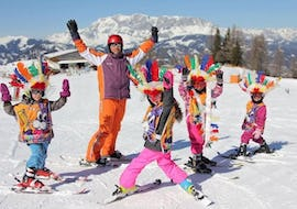 Ski Lessons for Kids (4-14 years) - Großarl - Advanced