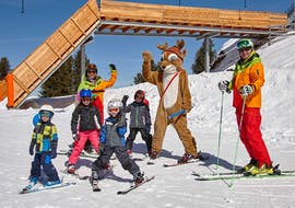 Kids Ski Lessons (from 3 y.) for All Levels with Skischule & Bikeverleih AGE Ötz-Hochötz