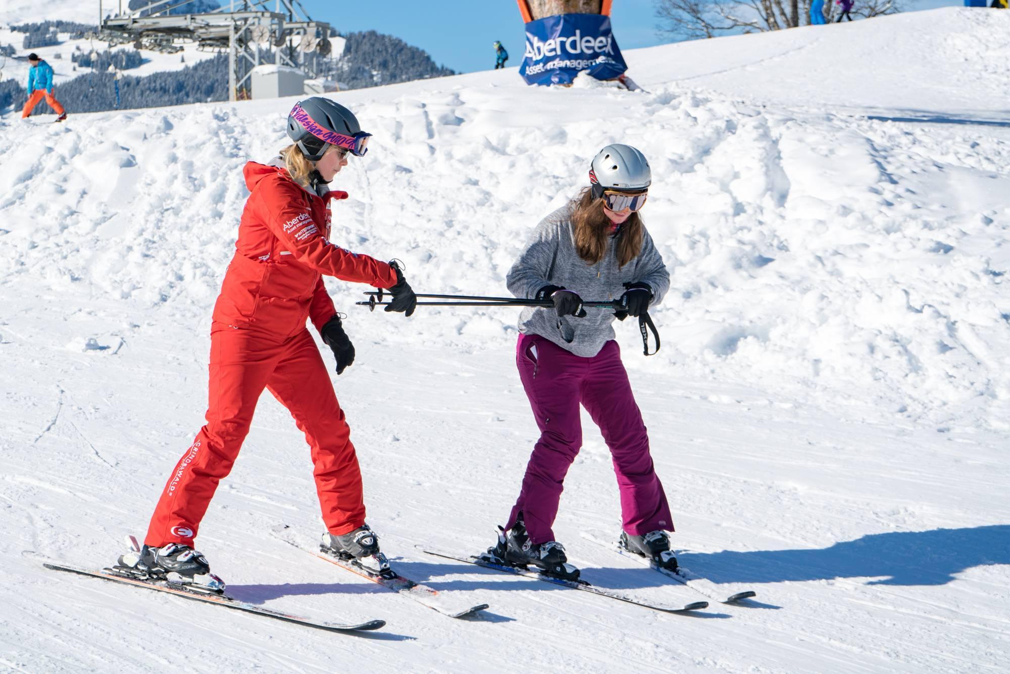 Cours de ski Adultes pour Premier cours