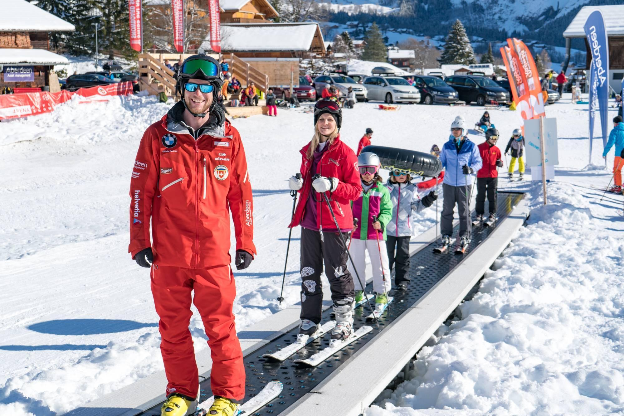 Skilessen voor volwassenen vanaf 12 jaar - beginners