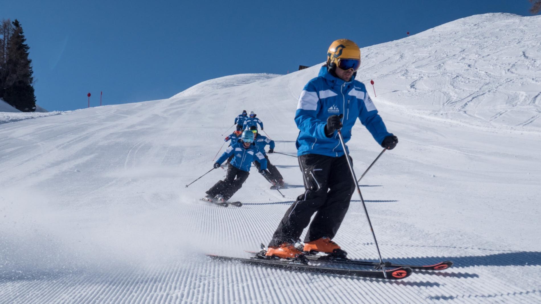 Skilessen voor volwassenen voor Gevorderden