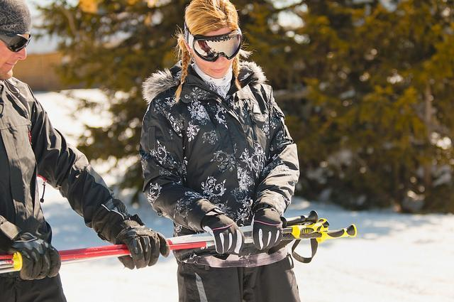Skilessen voor volwassenen - Middag - Eerste keer
