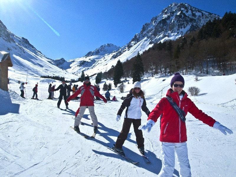 Cours de ski pour Adultes - Tous niveaux