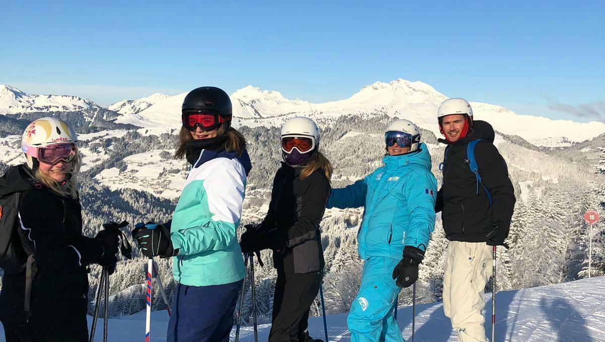 Premier Cours de ski Adultes - Vacances - Matin