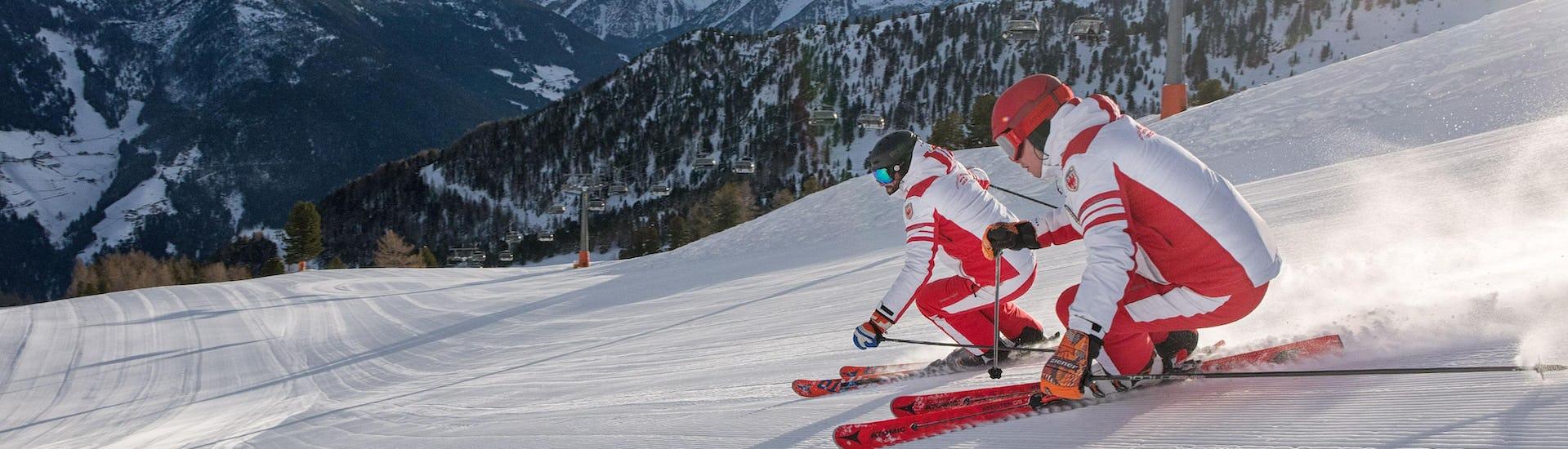 Lezioni di sci per adulti - Principianti