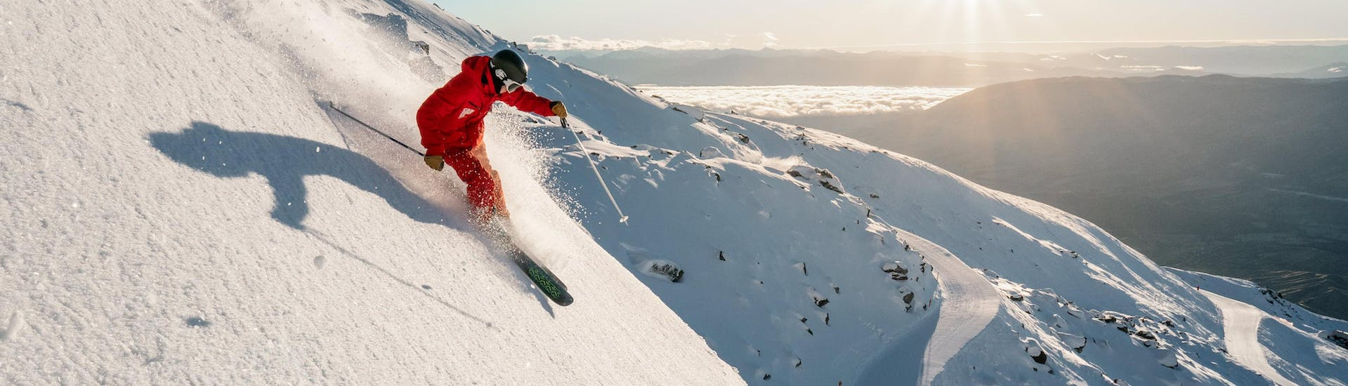 Private Ski Lessons for Adults - With Transfer