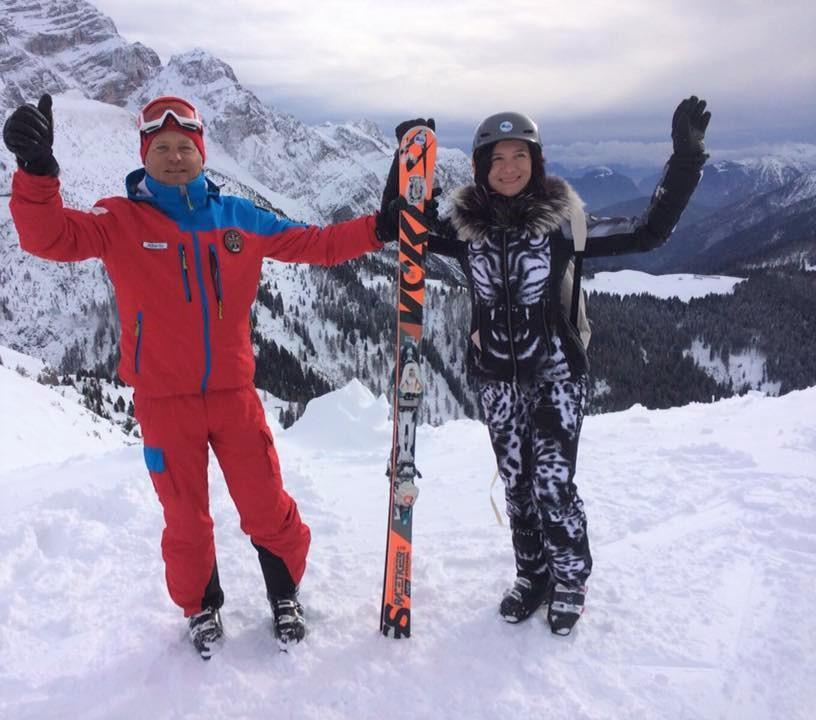 Skilessen voor volwassenen vanaf 14 jaar - beginners