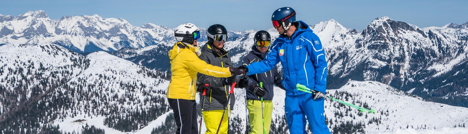 Ski Instructor Private for Adults - Carnival