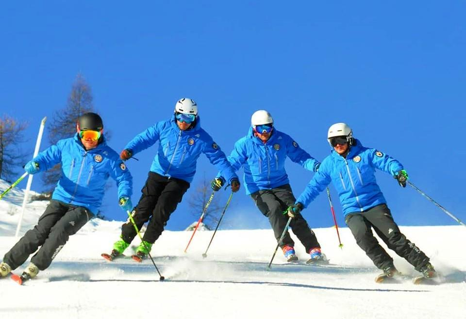 Cours de ski pour Adultes pour Tous niveaux