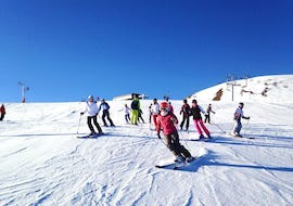 Ski Lessons for Adults - Morning - Holidays - All Levels