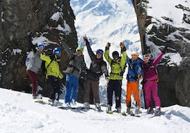 Ski Lessons for Adults - February 16-21 - Menuires