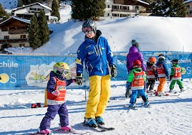 "Kids Ski Lessons ""Bolgen"" (5-10 y.) for Beginners"