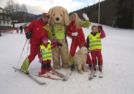 Ski Lessons for Kids (3-11 years)