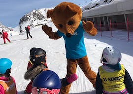 Kids are doing Kids Ski Lessons (3-13 y.) for All Levels - February with Starski Grand Bornand.