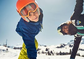 Ski Lessons for Kids (4-12 y. ) - Holidays - First Timer