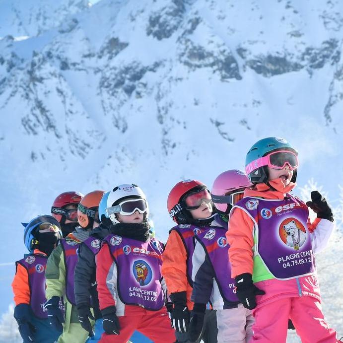 Cours de ski pour Enfants (5-12 ans) - Après-midi - Vacances