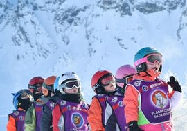 Kids Ski Lessons (5-12 years) - Afternoon - Holidays
