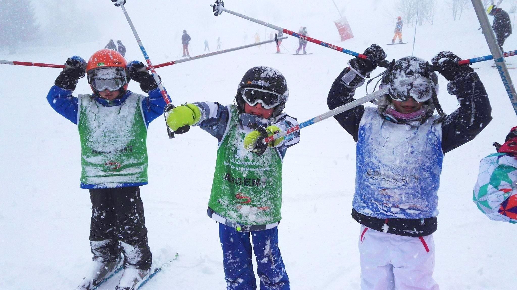 Cours de ski Enfants (4-15 ans) - Matin - Arc 1800