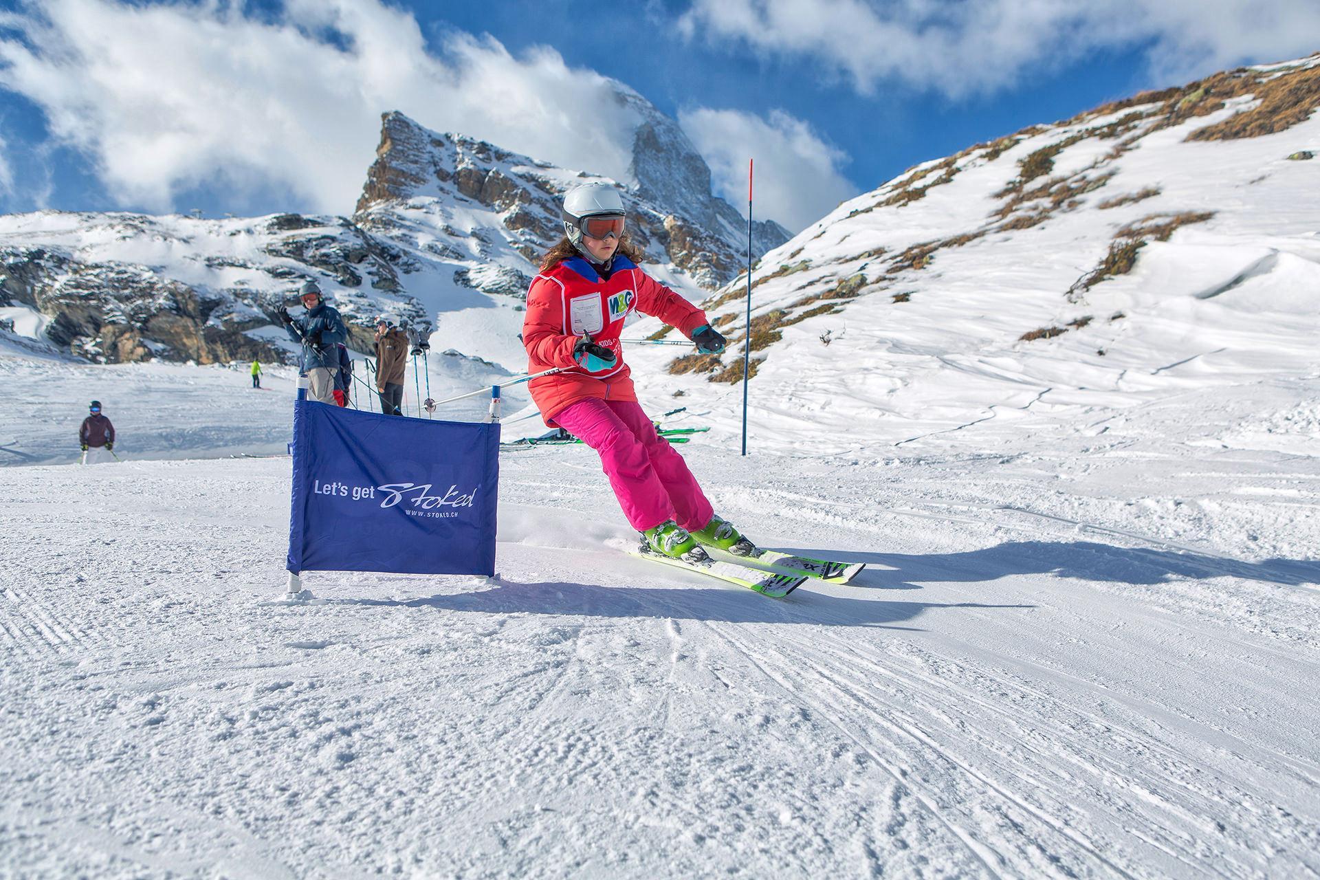 Cours de Ski pour Enfants (5-12 ans) - Expérimenté